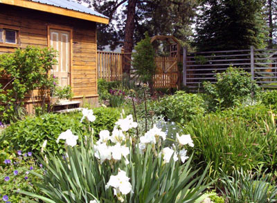 Weekly rental of self-catering cottage to rent in southern BC
