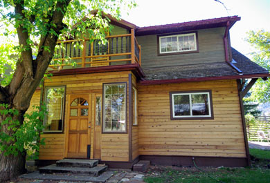 Bed & Breakfast in Grand Forks, BC